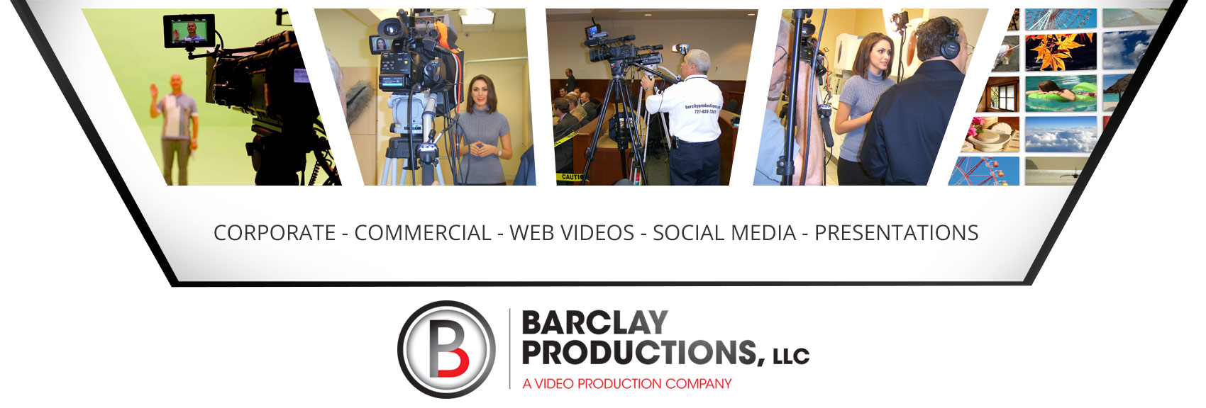 Video Production Tampa, Barclay production